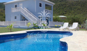 Lakeside Villa, Darkwood Beach, Antigua